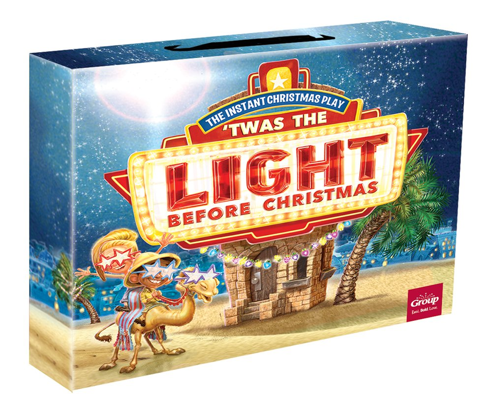 U0027Twas The Light Before Christmas: The Fun, Instant Christmas Play!: Group  Publishing: 9781470726959: Amazon.com: Books Images
