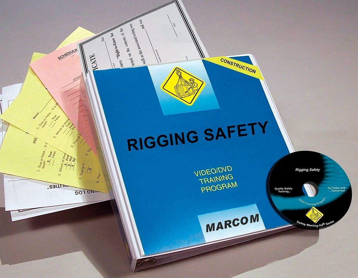 Marcom Rigging Safety Construction DVD - V0001259ET