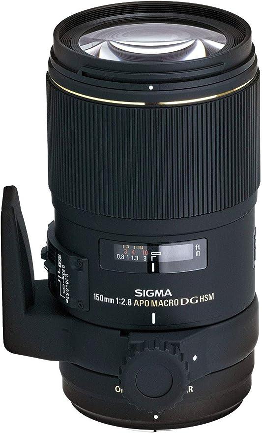 Sigma 150 mm F2.8 EX DG OS HSM APO Macro Lente para Nikon Cámaras ...