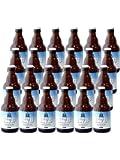 布雷帝国 比利时啤酒 比利时进口啤酒KVB布雷帝国白啤酒每瓶330ml 清新柠檬味 (整箱24瓶装)