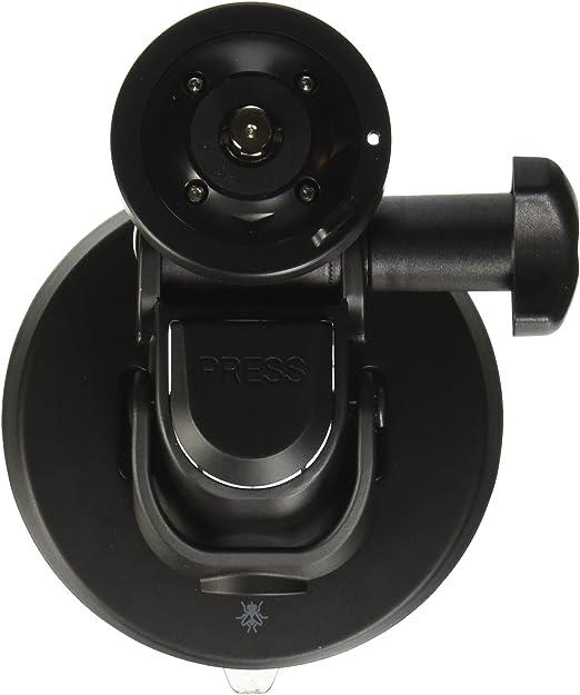LPSCUPMBLK Black 360fly Low Profile Suction Cup Mount