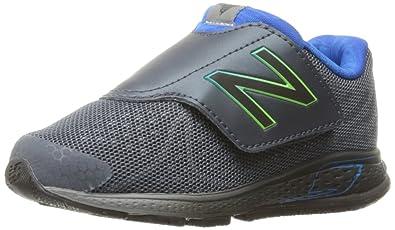 New Balance , Chaussures souple pour bébé (garçon) - multicolore - gris/bleu