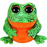 TY - Speckles, peluche rana, 15 cm, color verde (36123TY)