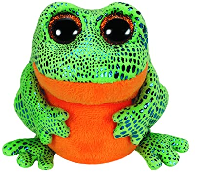 Amazon.com  Ty Beanie Boos Speckles the Frog - 5.25 inches  Toys   Games a64d9f451ad7