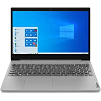 "Lenovo IdeaPad 3 Dizüstü Bilgisayar, 15.6"" HD, Intel Core i3-1005G1, 4GB RAM, 256GB SSD, 81WE008GTX, Windows 10"