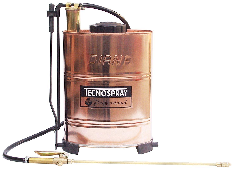 Pumpe A Rucksack in Kupfer 16Lt–Fliege