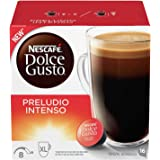 NESCAFÉ Dolce Gusto Preludio Intenso, Pack of 3 (Total 48 Capsules, 48 Servings)