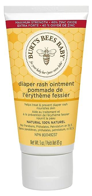 Amazon.com: Burt s Bees Baby Bee 100% Natural pañal ...