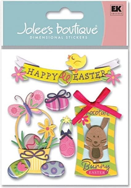 JOLEES Boutique Themed Ornate Stickers Bathtime