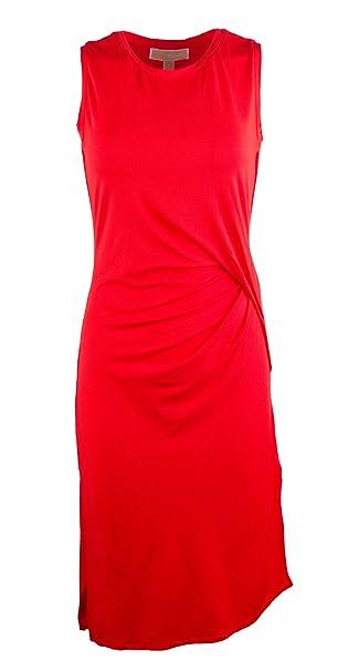 Women\'s Plus Size Sleeveless Draped Dress