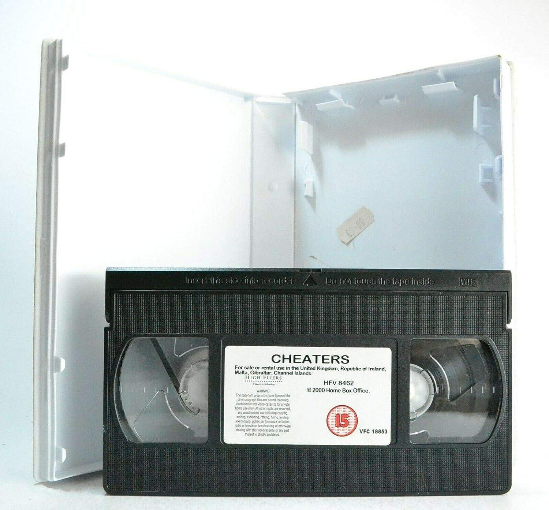 Cheaters [VHS]: Amazon.es: Cine y Series TV