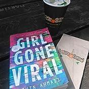 Girl Gone Viral: Arvin Ahmadi: 9780425289907: Amazon com: Books
