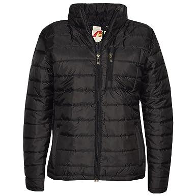 436f69b7b548 A2Z 4 Kids® Boys Jackets Kids Designer s Foam Padded Black Puffa ...