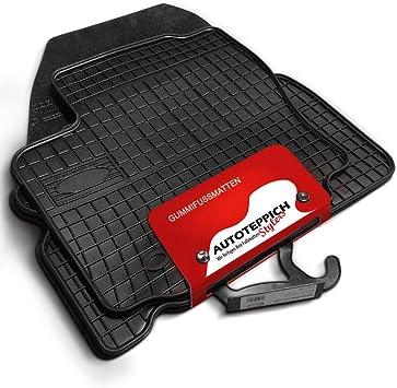 Gummimatten Gummi Fußmatten für VW New Beetle 1998-2010 Original Qualität