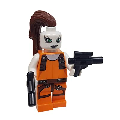 AURRA SING MINIFIGURE: LEGO STAR WARS: Toys & Games