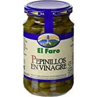 El Faro Pepinillo en Vinagre - 350 g