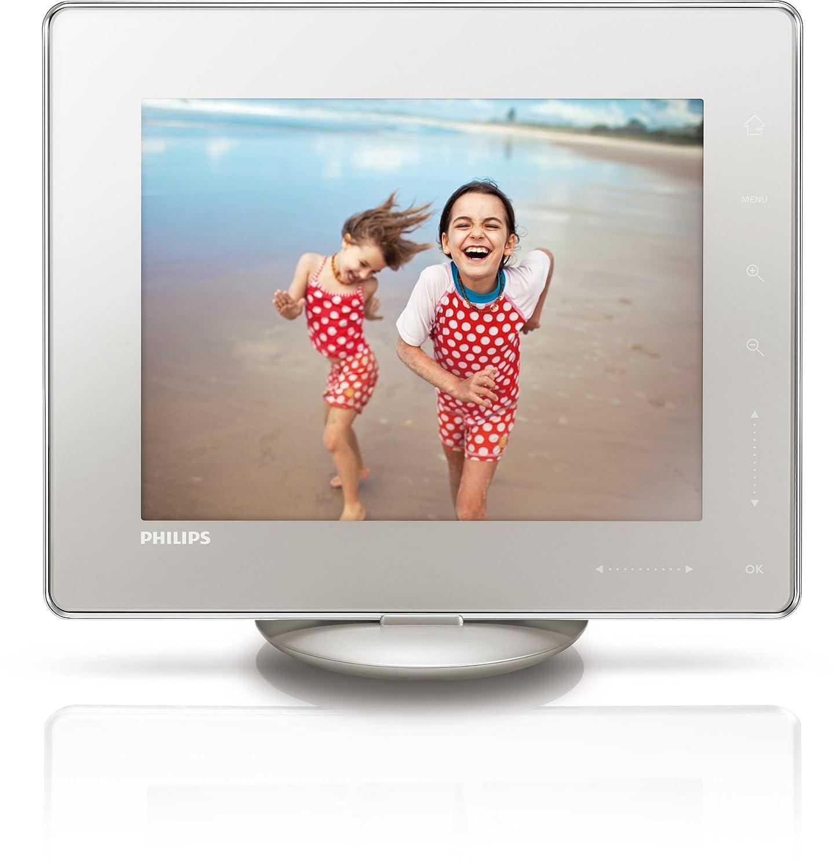 Philips SPH8528 Digitales Photo Book Bilderrahmen 8: Amazon.de: Kamera