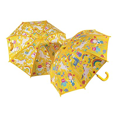 Floss and Rock Rainbow Fairy Color Changing Umbrella Gear & Apparel for Ages 4 to 6: Toys & Games