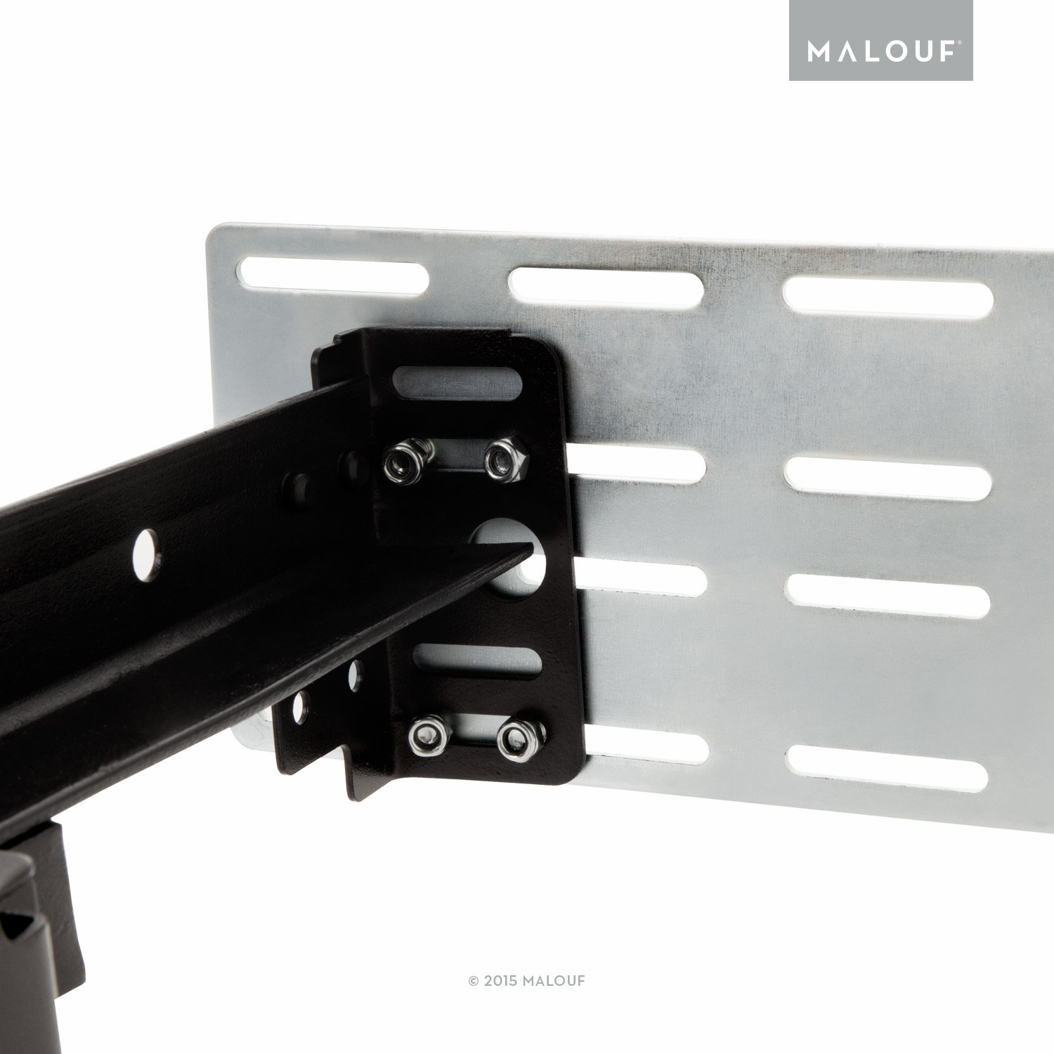 Amazoncom STRUCTURES by Malouf King Bed Frame Headboard Bracket
