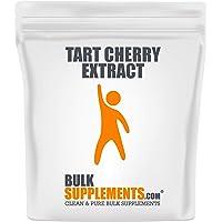 BulkSupplements.com Tart Cherry Extract (500 Grams)