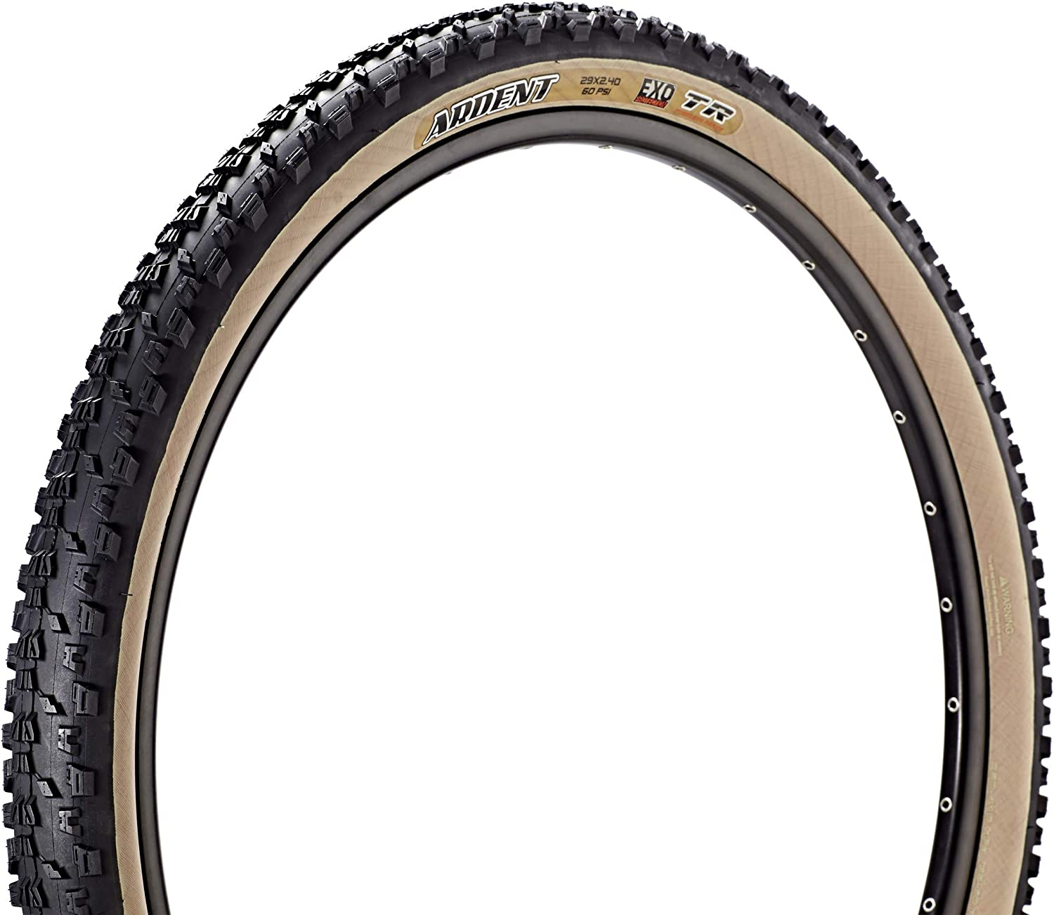 Amazon.com: Maxxis Ardent EXO TR Tire - 29in: Sports & Outdoors