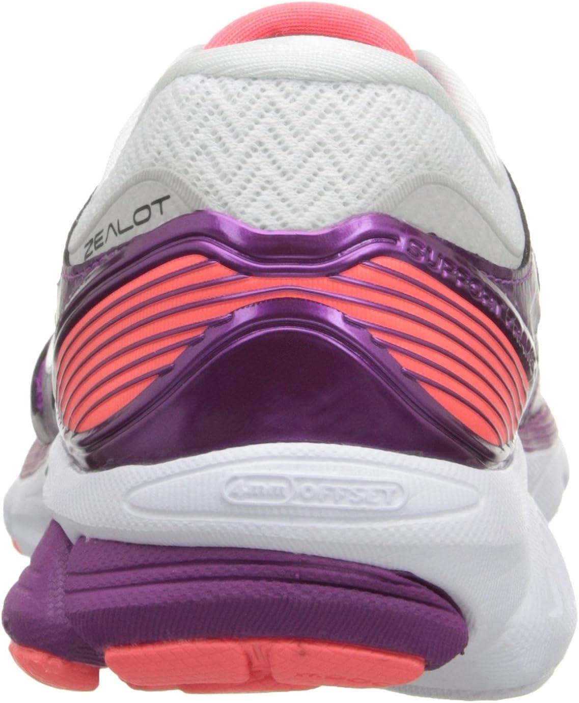 Amazon.com: Saucony Women s Zealot ISO Zapatilla de Running ...