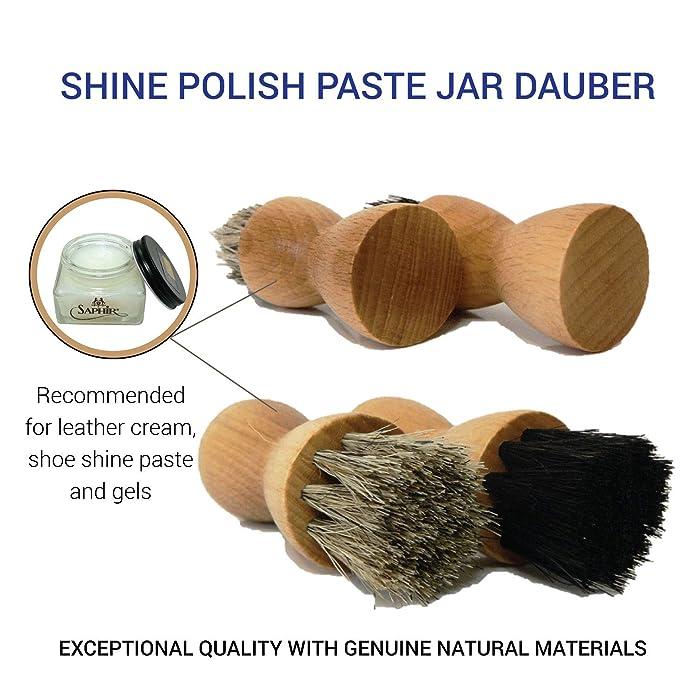 Amazon.com: Tarro de crema cepillo para polvo aplicador ...