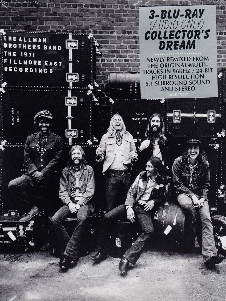 The 1971 Fillmore East Recordings (3 Blu-Ray-Audio)                                                                                                                                                                                                                                                    <span class=