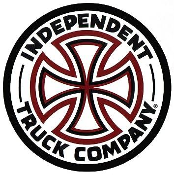 Independent trucks skateboard sticker new skate skateboarding sk8 skating