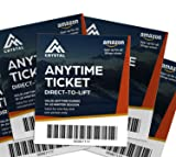 Crystal Mountain 5-Day Anytime Lift Ticket