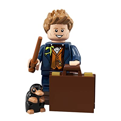 LEGO Harry Potter Fantastic Beasts Series - Newt Scamander - 71022: Toys & Games
