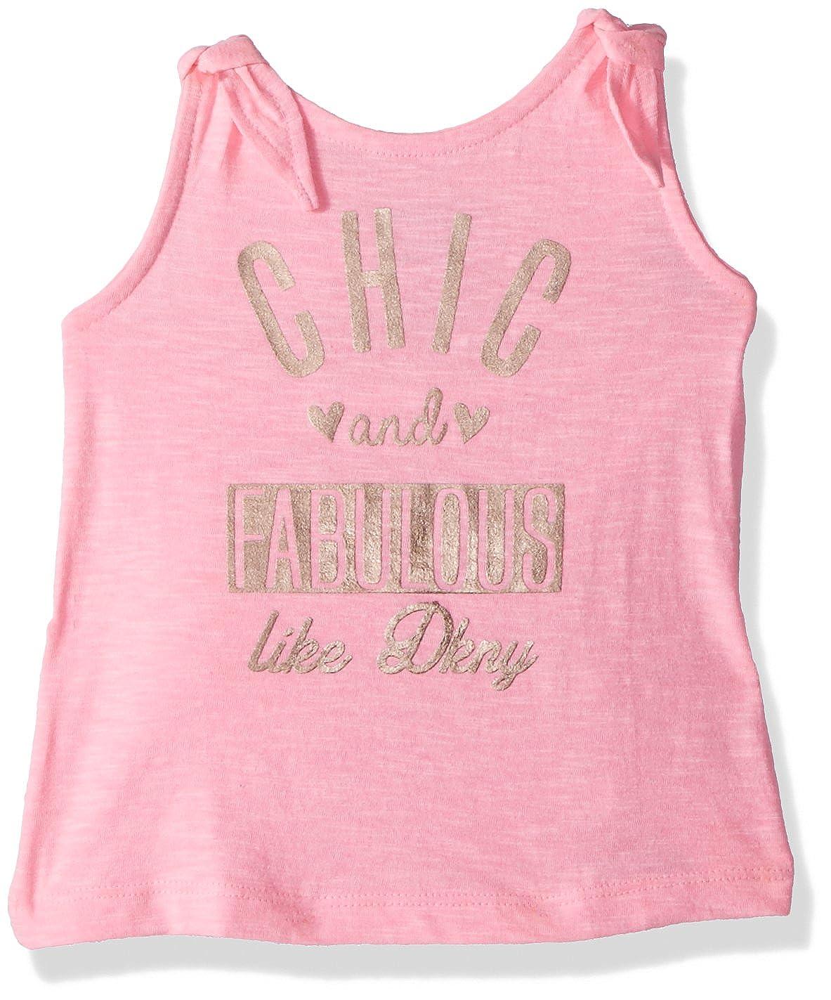 DKNY Girls' Tank Cami Shirt