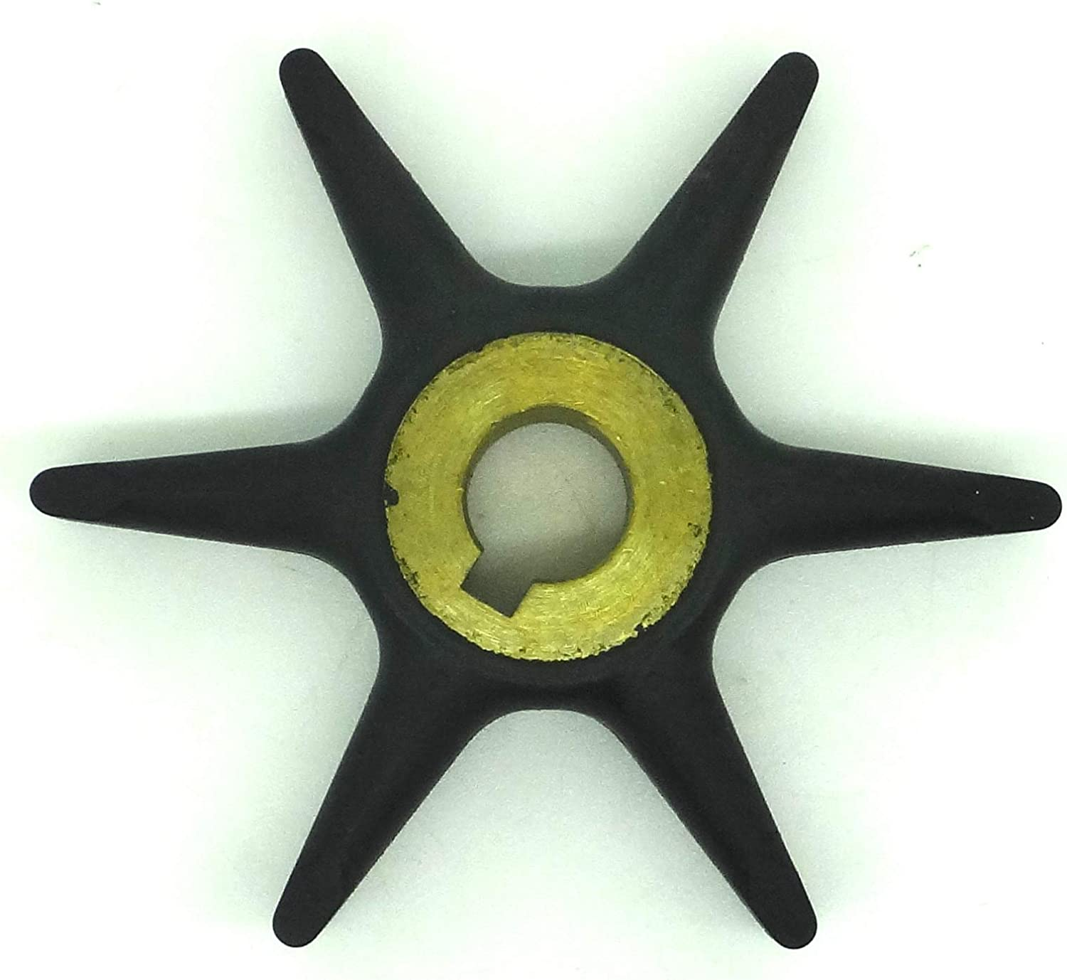 Johnson Evinrude 3 4 5 5.5 6 7.5 HP Water Pump Impeller 277181 434424 18-3001