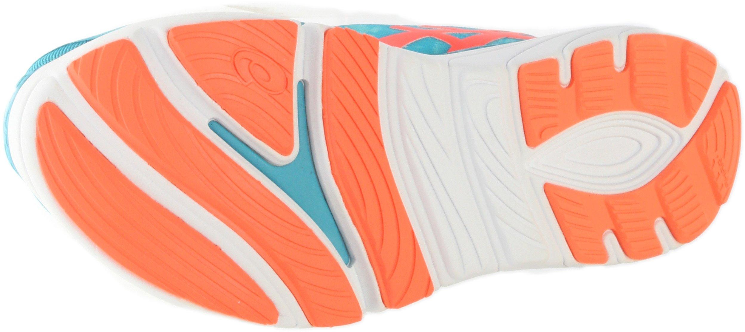 ASICS Women's 33-M 2 Running Shoe, Aquarium/Flash Coral/Aruba Blue, 9.5 M US by ASICS (Image #7)