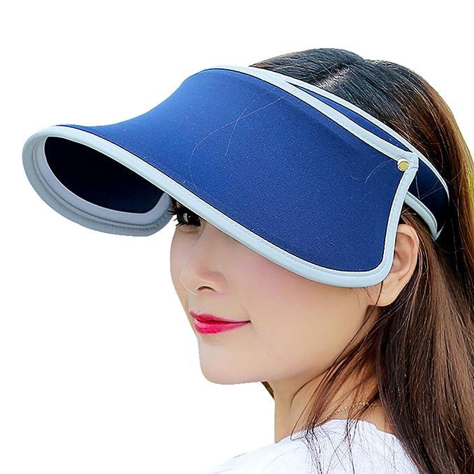 Women s Summer Sky top Sunscreen Hat 80dca28200e