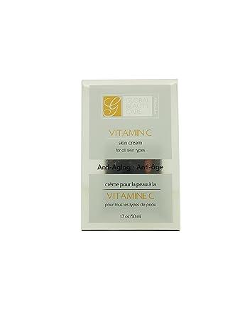 Global Beauty Care Vitamin C Face Cream – 1.7 oz