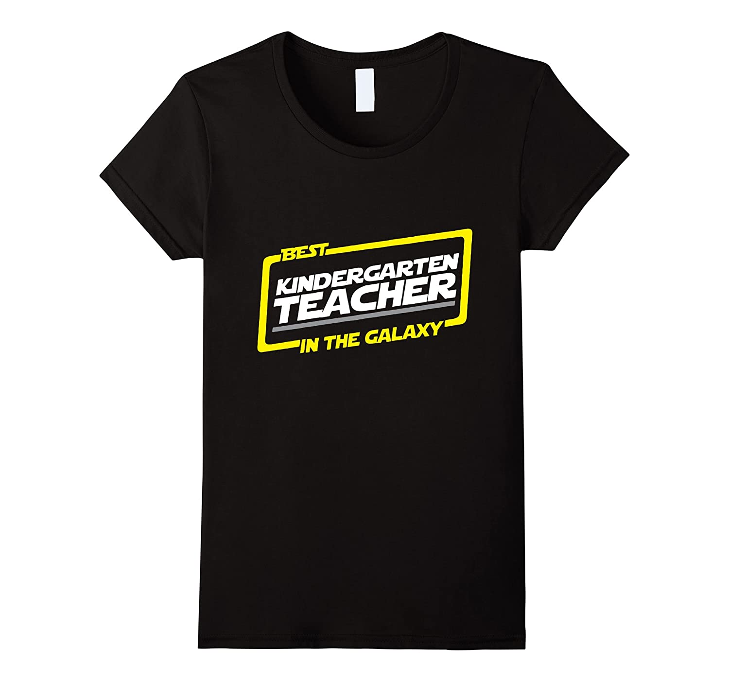 Kindergarten Teacher T-Shirt – Kindergarten In The Galaxy