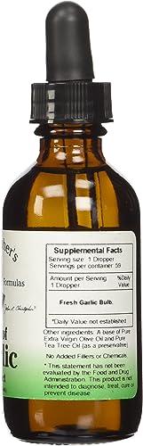 Dr. Christopher's Original Formulas Oil of Garlic 2 Oz