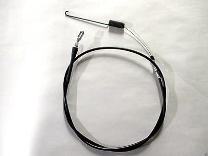 Amazon.com: Honda 54510-vh7 – 010 cable de embrague: Jardín ...