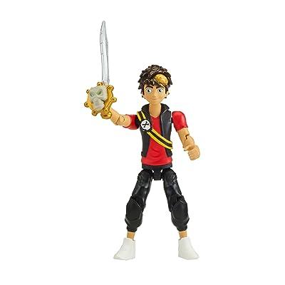 Zak Storm Zak 3-inch Scale Action Figure: Toys & Games