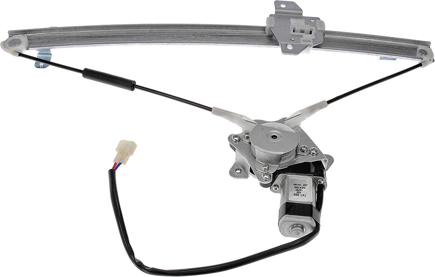 Dorman 741-992 Front Driver Side Power Window Regulator and Motor Assembly for Select Suzuki Models