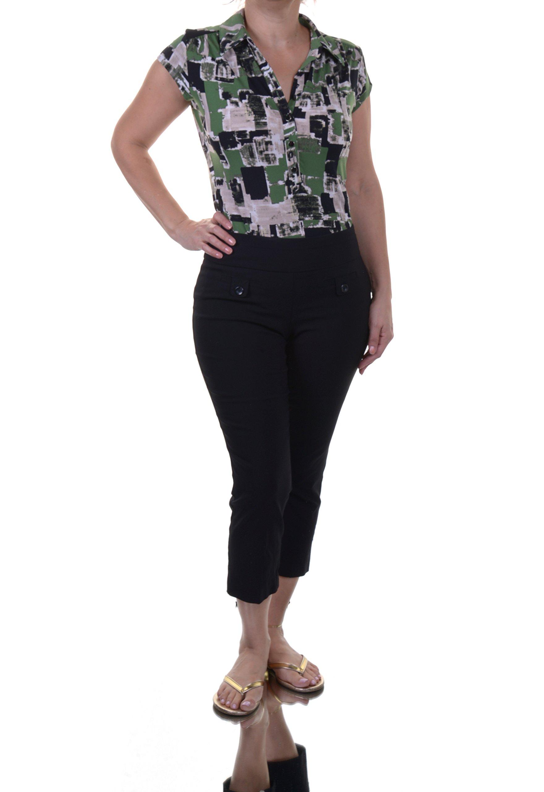 Style & Co. Women's Slim-Fit Capri Pants Size XS