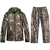 e5cdd0fdd0590 Hunting Jackets Waterproof Hunting Camouflage Hoodie for Unisex Military  Camo and Tactical camouflage