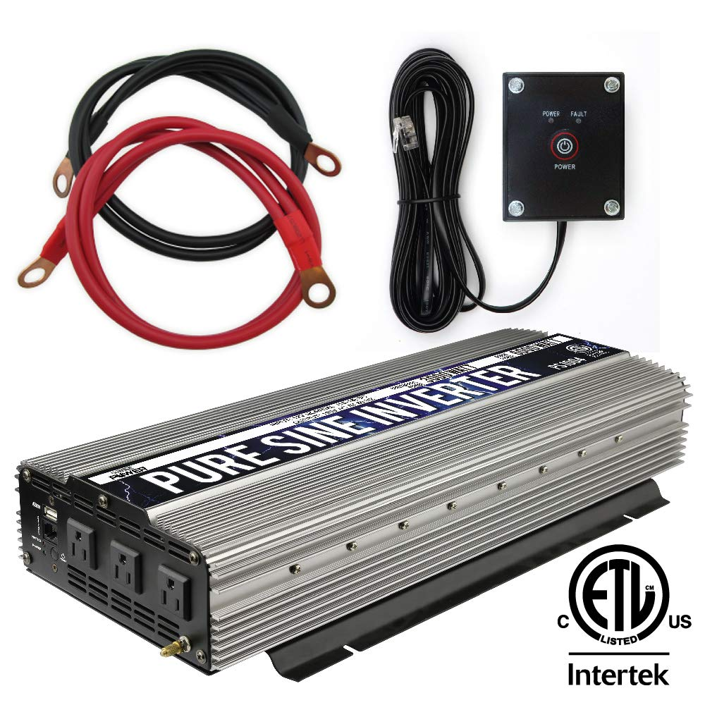 GoWISE Power PS1004 Pure Sine Wave Inverter