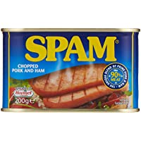SPAM Chopped Pork And Ham 200 grams