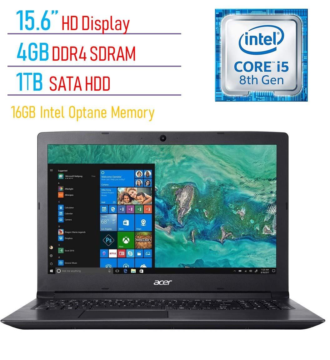 Amazon.com: Acer Aspire 3 15.6 HD Laptop PC, 8th Gen Intel ...