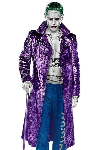 Amazon.com: Montaña de piel de Suicida Squad Joker Jared ...