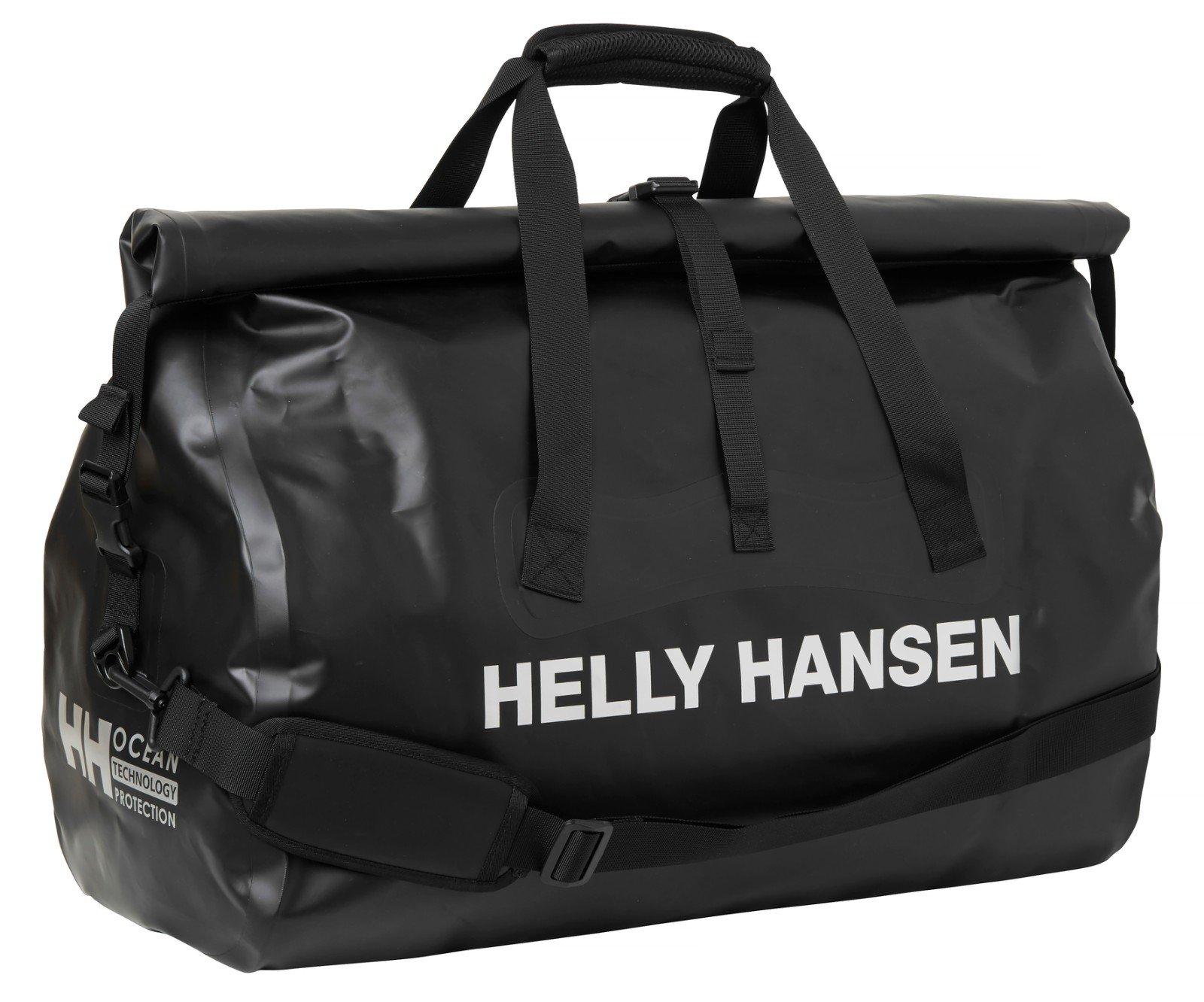 Helly Hansen Sailing Duffel Bag, Black, Standard