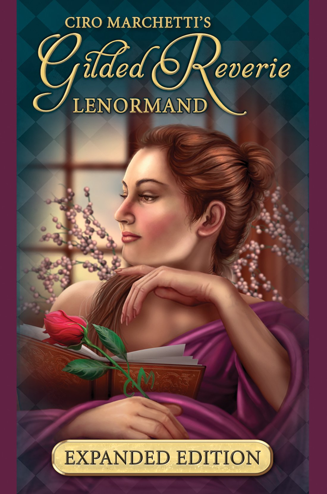 Gilded Reverie Lenormand: Expanded Edition: Ciro Marchetti ...