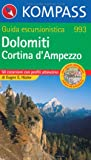 Guida turistica n. 993. Italia. Cortina d'Ampezzo
